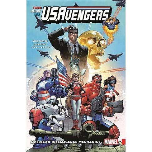 U.S.Avengers, Volume 1 - (Paperback) - image 1 of 1