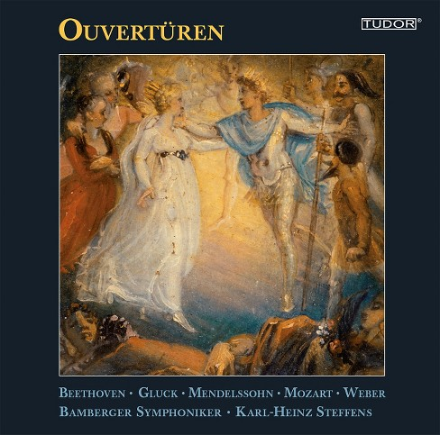 Bamberger symphonike - Ouvertures (CD) - image 1 of 1