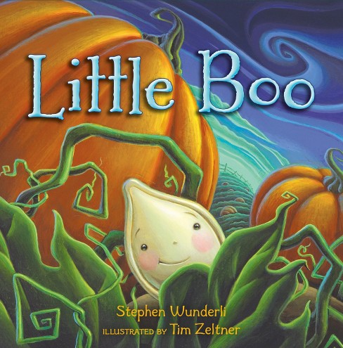 Little Boo (School And Library) (Stephen Wunderli) - image 1 of 1