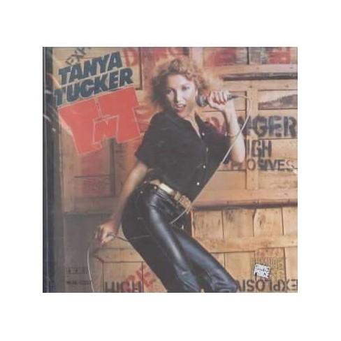 Tanya Tucker - Tnt (CD) - image 1 of 1