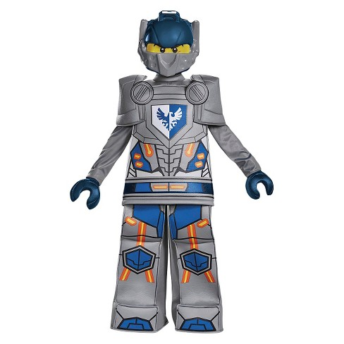 Disguise Lego Nexo Knights Boys' Clay Prestige Costume - image 1 of 1