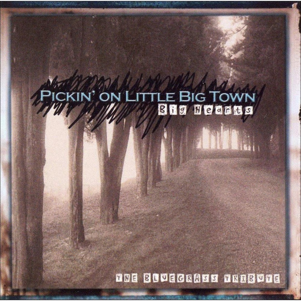 Various - Pickin On Little Big Town (CD)