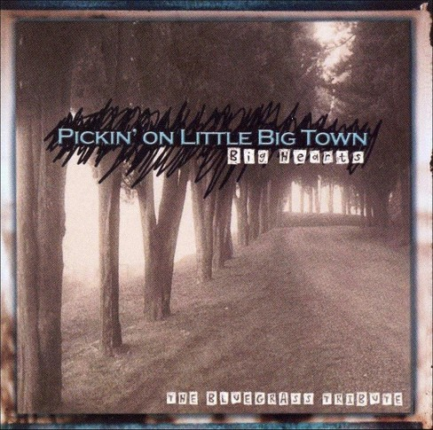 Various - Pickin on little big town (CD) - image 1 of 1