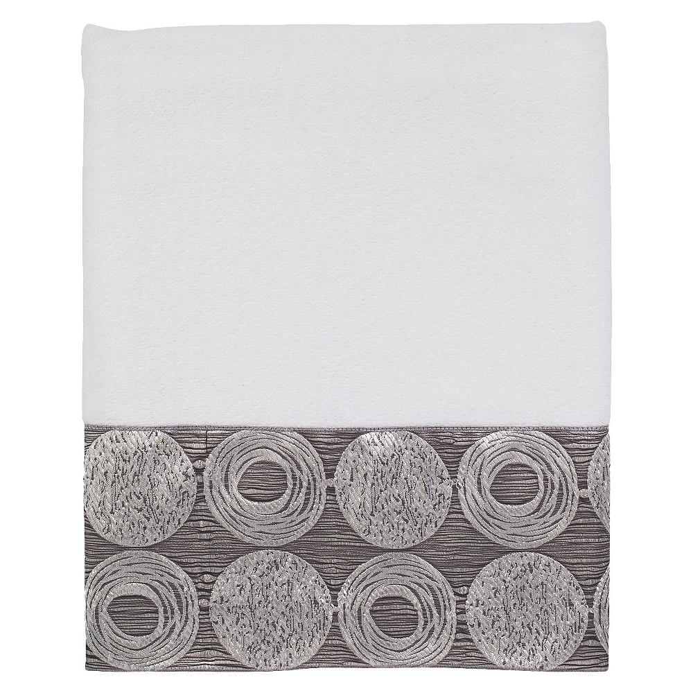 Avanti Galaxy Bath Towel - White
