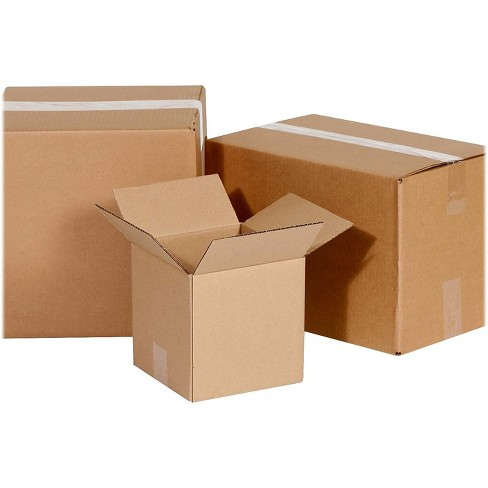 The Packaging Wholesalers 24 x 20 x 28 Multi-Depth Shipping Box, ECT BS282024MD - image 1 of 1