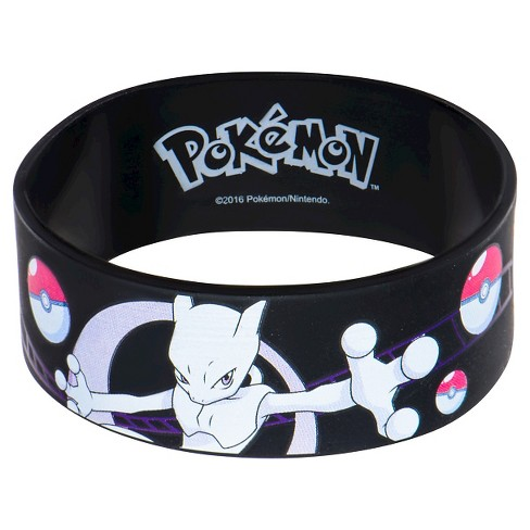 Youth Pokémon™ Mewtwo Youth Silicone Bracelet - image 1 of 1