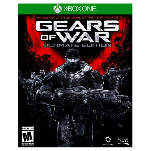 Gears of War: Ultimate Edition PRE-OWNED Xbox One - image 1 of 1