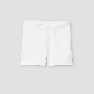 Toddler Girls' Pull-On Shorts - Cat & Jack™ White 2T
