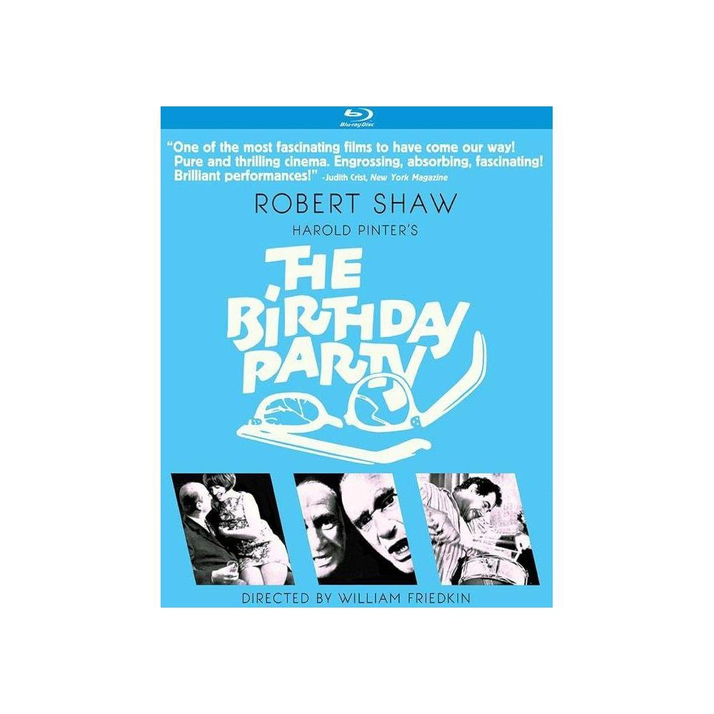 The Birthday Party Blu Ray