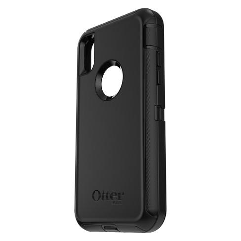 pretty nice 79aab 13b6c OtterBox Apple iPhone X/XS Defender Case - Black