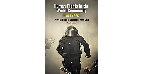 Human Rights in the World Community ( Pennsylvania Studies in Human Rights) (Paperback) - image 1 of 1