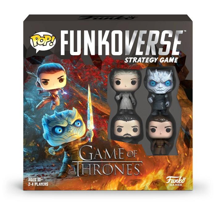 POP! Funkoverse Board Game Game Of Thrones #100 Base Set : Target