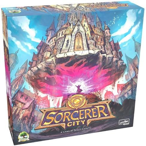 Sorcerer City Card Game - image 1 of 3
