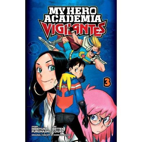 My Hero Academia: Vigilantes, Vol. 3 - by  Hideyuki Furuhashi (Paperback) - image 1 of 1