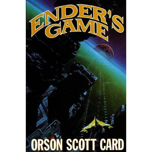 Ender's Game - (Ender Quintet) by  Orson Scott Card (Hardcover) - image 1 of 1