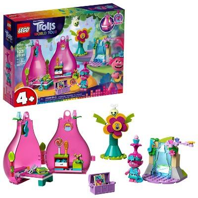 LEGO Trolls World Tour Poppy's Pod Playhouse Building set 41251