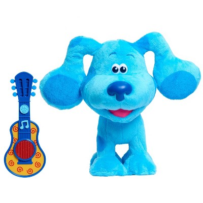 Blue's Clues & You! Dance-Along Blue Plush