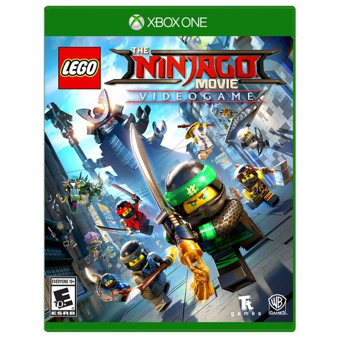 LEGO® Ninjago Movie Videogame Xbox One - image 1 of 1