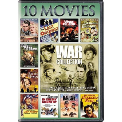War 10-Movie Collection (DVD) - image 1 of 1