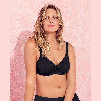 Leonisa Leonisa seamless full coverage bra for women with mesh details - Comfort and support bra -