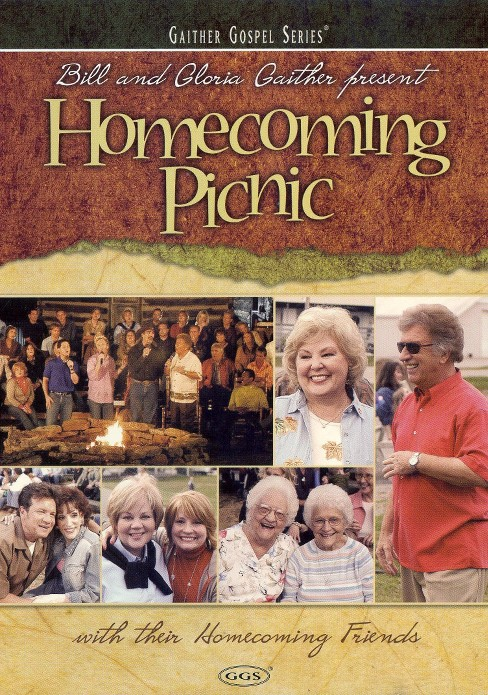 Homecoming picnic (DVD) - image 1 of 1