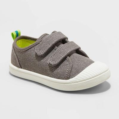 Toddler Parker Sneakers - Cat & Jack™ Dark Gray 9