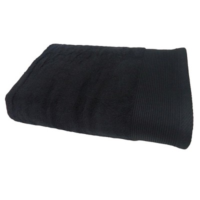 Solid Bath Towel Black - Project 62™ + Nate Berkus™