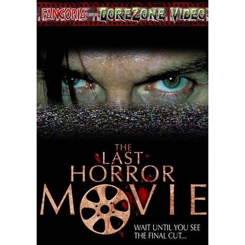 The Last Horror Movie (DVD) - image 1 of 1