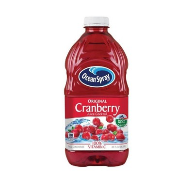 Ocean Spray Cranberry Juice Cocktail - 64 fl oz Bottle