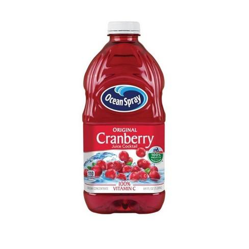 Ocean Spray Cranberry Juice Cocktail - 64 fl oz Bottle - image 1 of 4