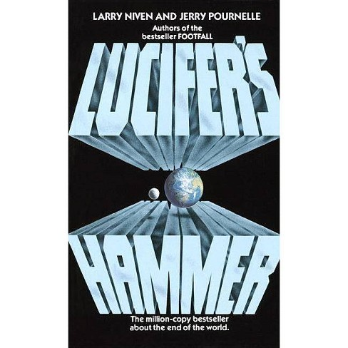 Lucifer's Hammer - by  Larry Niven & Jerry Pournelle (Paperback) - image 1 of 1