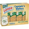 Lance Captain's Wafers Cream Cheese & Chives Cracker Sandwiches - 11oz / 8ct - image 2 of 4