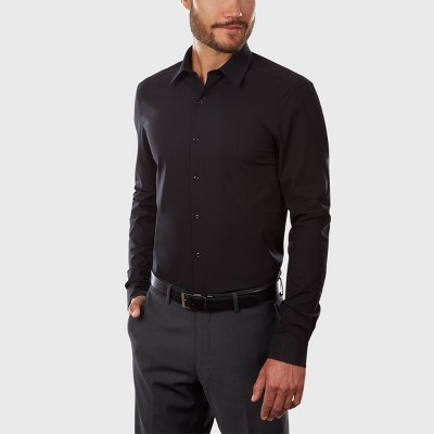 Men's Slim Fit Long Sleeve Flex Button-Down Shirt - Van Heusen