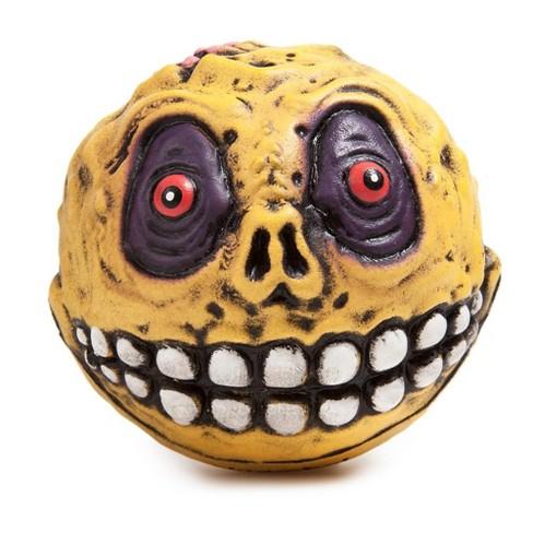 """Kidrobot Madballs 4"""" Foam Figure: Skull Face - image 1 of 3"""