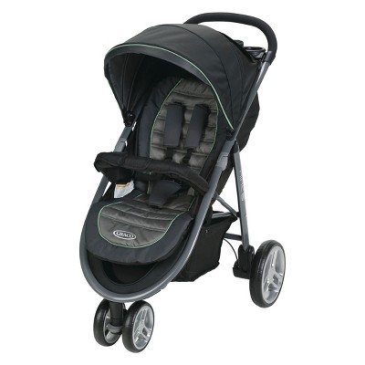 Graco Aire 3 Click Connect Stroller - Ames