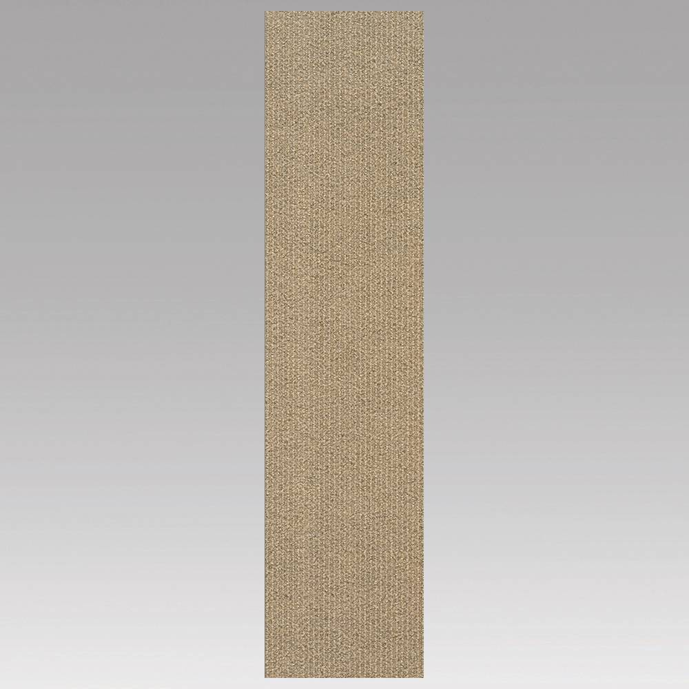 9x36 16pk Self Stick Carpet Tile Chestnut - Foss Floors Cheap