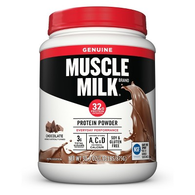 Protein & Meal Replacement: Muscle Milk Protein Powder