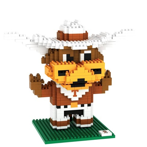 NCAA Texas Longhorns 3D BRXLZ Mascot Puzzle 1000pc - image 1 of 1
