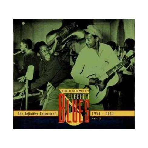 Various - Electric Blues: 1954-1967: Vol. 2 (CD) - image 1 of 1