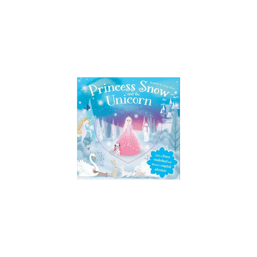 Princess Snow and the Unicorn (Hardcover)