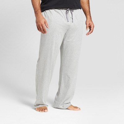 Men's Big & Tall Pajama Pants - Goodfellow & Co™ Light Heather Gray
