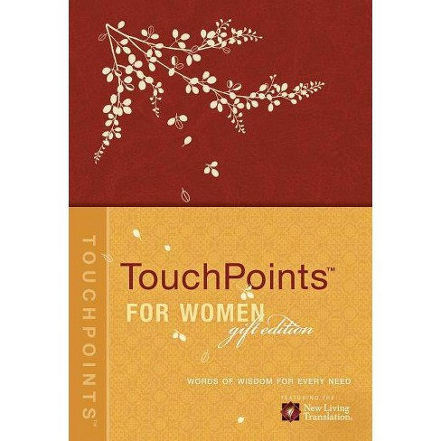Touchpoints for Women Gift Edition - by  Amy E Mason & Ron Beers (Paperback) - image 1 of 1