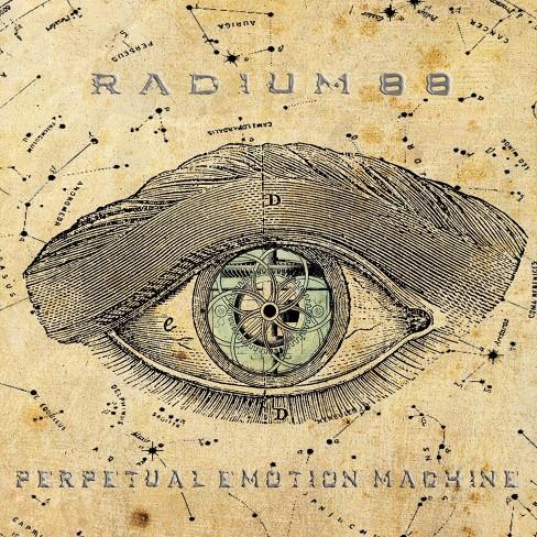 Radium88 - Perpetual Emotion Machine (CD) - image 1 of 1