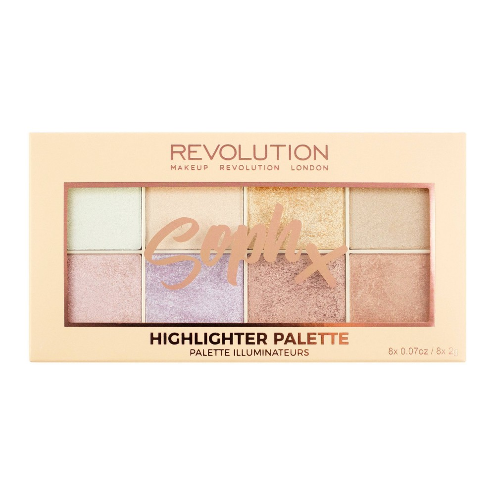 Makeup Revolution Sophx Eyeshadow Palette 0 5oz