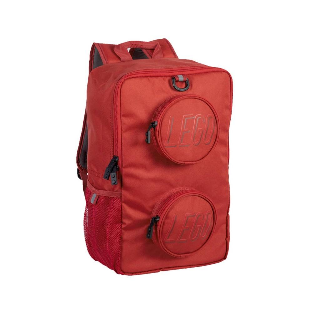 "Image of ""LEGO 16"""" Backpack - Crimson, Red"""
