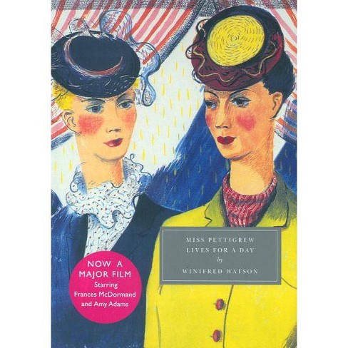 Miss Pettigrew Lives for a Day - (Persephone Classics) by  Winifred Watson (Paperback) - image 1 of 1