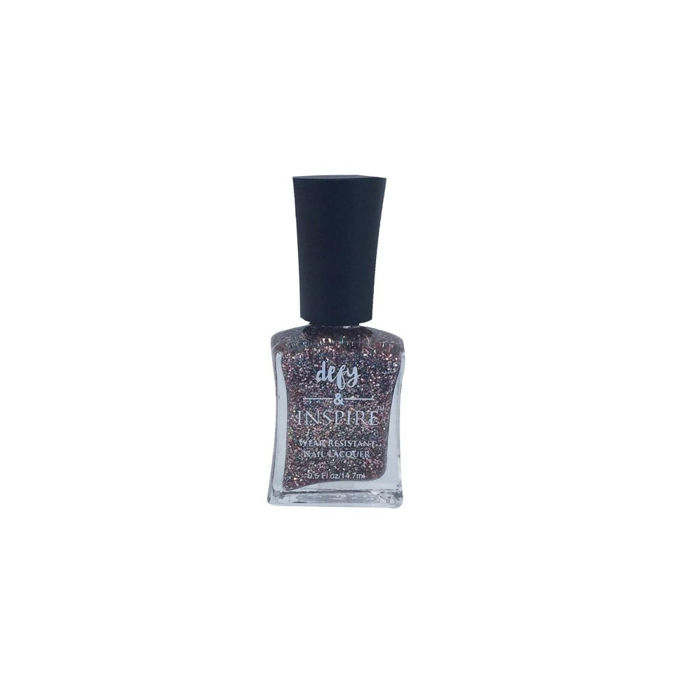 Image of Defy & Inspire Nail Polish Amberlight - 0.5 fl oz, Size: 0.5oz