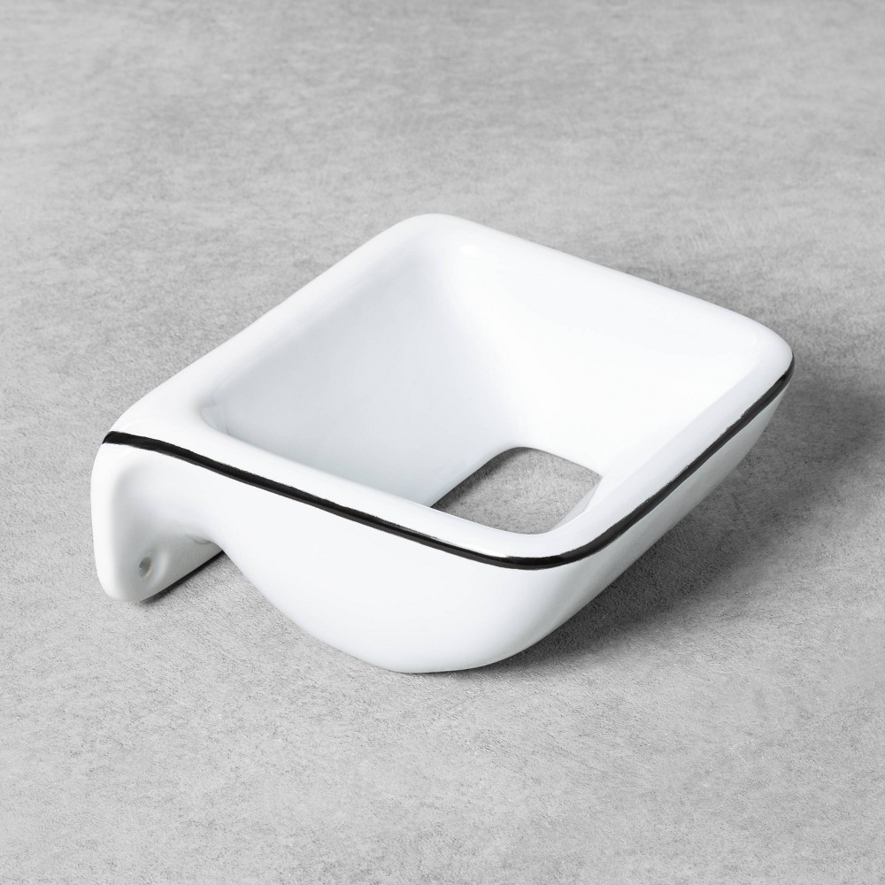Image of Wall Mount Toilet Paper Holder - Hearth & Hand with Magnolia