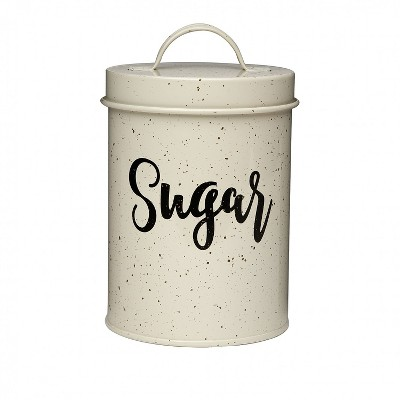 Amici Home Maddox Metal Canister, Sugar, 44oz
