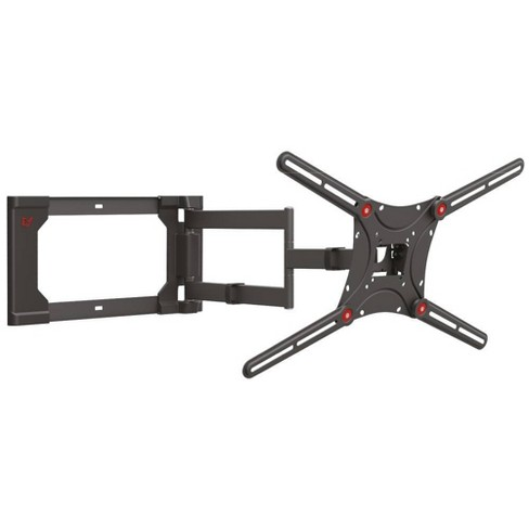 """Barkan 13"""" - 80"""" 4-Movement Patented to Fit Various Screen Types Flat / Curved TV Wall Mount - Black - image 1 of 4"""